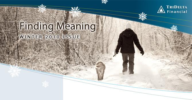 Festive Season 2010 Newsletter